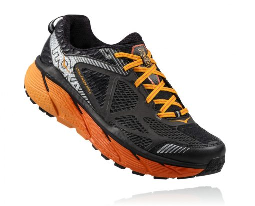 Hoka CHALLENGER ATR3 Black Red Orange