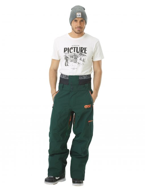 PICTURE ORGANIC Track Pant DarkGreen