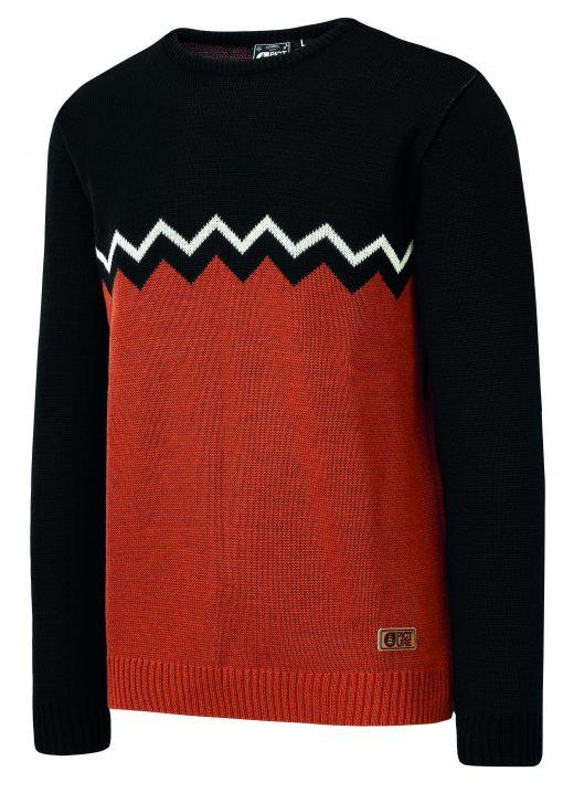 Knitter Sweat Brown
