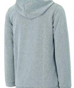 Version Hoody Grey Melange