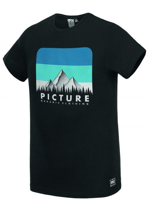 T-shirt Lines Black