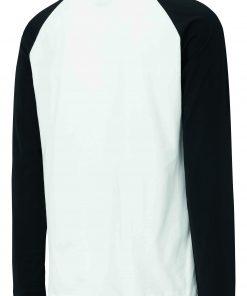 T-shirt Moment LS T White