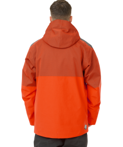 Picture goods jkt orange