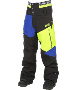 PICTURE ORGANIC Nova Pant Blue Black Yellow
