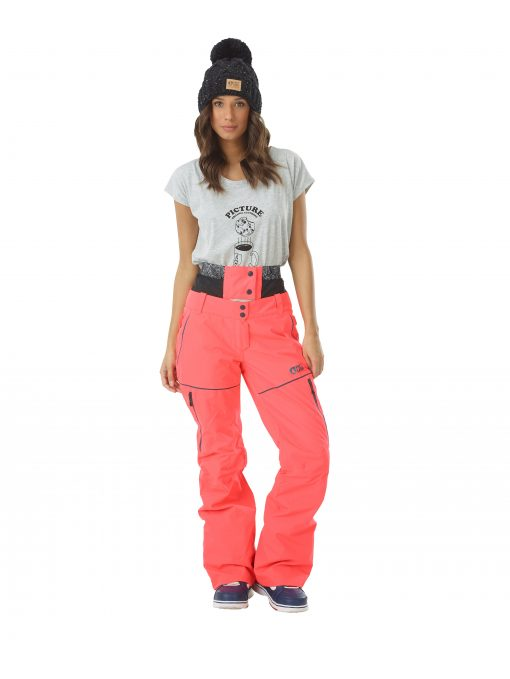 PICTURE ORGANIC Exa Pant NéonCoral