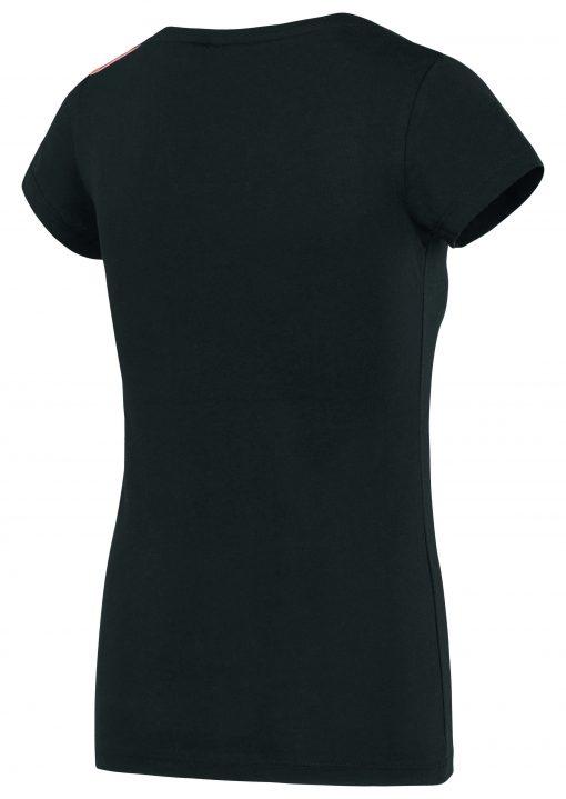 T-shirt fall Black