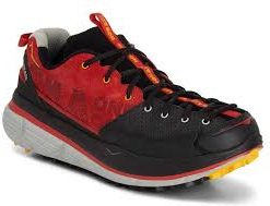 Hoka TOR LTR LOW RED BLACK YELLOW